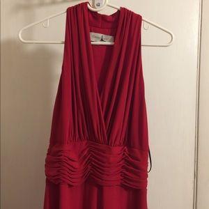 Dresses & Skirts - Floor length red dress
